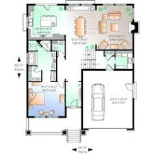 images about Guest House on Pinterest   bedroom house    Bungalow Style House Plans   Square Foot Home   Story  Bedroom and