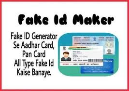 'fake ' Id Scoop In it Sahiao