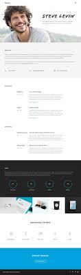 15 Best Wordpress Resume Theme 2017 Responsive Miracle