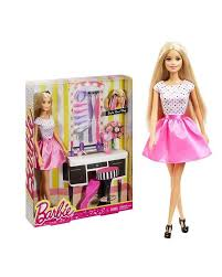 barbie style your way fashion doll