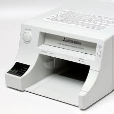Mitsubishi Digital Color Printer Cp30dw L L L L L