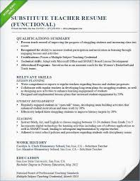 15 Fresh Teacher Resume Template Free Collections