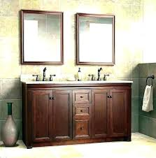 two sink vanity. Smallest Double Sink Vanity With Two Bathroom Small
