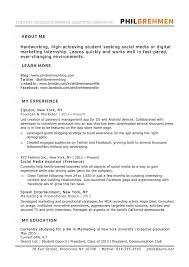 Email Marketing Manager Resume Example Strategist Job Description
