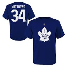 T-shirt Thesportsden Youth And Name Maple Matthews Toronto Outerstuff Player By ca Number Leafs Auston An Empty-Nesters' Christmas Trip