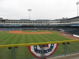 5 3 Field Toledo Ohio Seating Chart File Fifth Third Field Toledo Left Field Jpg Wikimedia