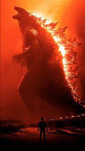 Burning Godzilla Wallpapers - Wallpaper ...