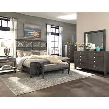 trisha yearwood home collection by klaussner city queen bedroom group item number 925