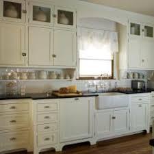 antique white shaker cabinets. cottage kitchen with antique white shaker cabinets h
