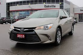 Pre-Owned 2015 Toyota Camry LE w/ Bluetooth & Power Group 4dr Car ...