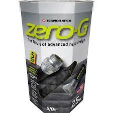25 ft garden hose. Zero-G 5/8-in X 25-ft Premium-Duty Kink 25 Ft Garden Hose A