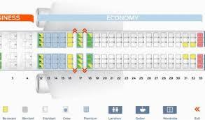 Air Canada Airbus A320 Jet Seating Chart Air Canada Rouge Seat Map Air Canada Fleet Airbus A320 200