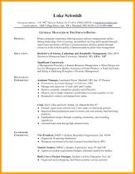 Skills On Resume Examples Gorgeous Resume Examples Cook Restaurant Line Example Job Formidable Sample R