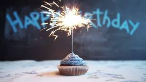 birthday cupcake candles blue. Plain Candles Play Preview Video To Birthday Cupcake Candles Blue