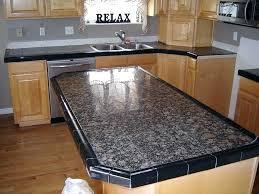 Kitchen tiles countertops Diy Kitchen Tile Countertops Mountain Home Kitchen Design Baystatewineco Kitchen Tile Countertops Granite And Tile Near Me Tile Island