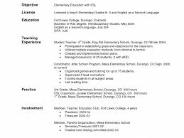 Resume Help For Teachers Resume Rare Objectives For Teacher Resumes Esl Objective Teaching 1