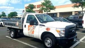 Home Depot Pickup Truck Rental Aspiration Which Is A Better Uhaul Or ...