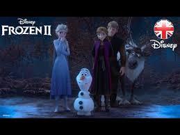 FROZEN <b>2</b> | 2019 <b>New</b> Trailer | Official Disney UK - YouTube