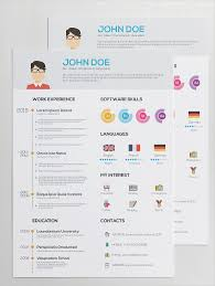 fancy resume templates free resume template infographic resume template download free free
