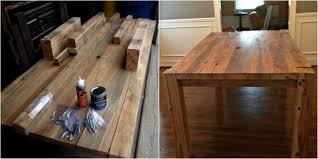 do it yourself wood furniture. DIY Kit-Barnwood Dining Table, Do It Yourself, Reclaimed Wood, Barn Wood Yourself Furniture N