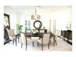 full size of dining chandelier height table attractive room 8 standard for modern above m home
