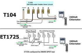 how to wire intermatic et series timer change t104 timer to et1725