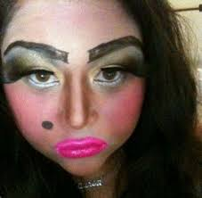 you ugly makeup worst makeup fails of all time 010