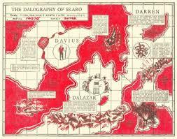 Map of Skaro