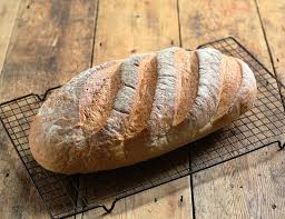 White Bloomer Organic Authentic Bread Co 800g Abel Cole