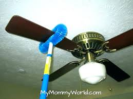 how to clean ceiling fans cleaning ceiling fan blades ceiling fan cleaning brush together with large
