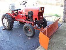 power king tractor 18hp power king tractor mower deck and snow plow attachments tire chains