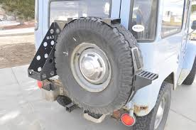 cam rut spare tire accessories system mount