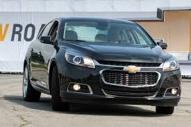 Chevrolet Unveils 2014 Malibu with Cosmetic, Space and Engine Tweaks