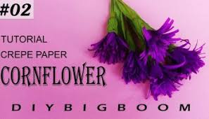 Paper Flower Making Video Diy Paper Flowers How To Make Tissue Paper Flowers Making Tissue