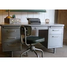 vintage office desk. Retro Office. Office Vintage Desk T