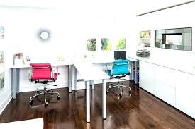 dual office desk. Dual Office Desk Desks Home Entrancing Monitor Person .