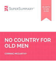 no country for old men essay topics supersummary cormac mccarthy no country for old men