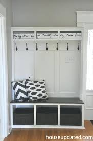 Coat Racks With Storage Bench Simple Entryway Storage Bench With Coat Hooks Mudroom Bench With Coat Hooks