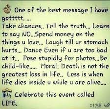 best live life living life to the fullest images celebrate this event called life