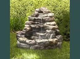 backyard water fountain collection