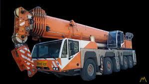 Terex Demag Ac 200 1 240 Ton All Terrain Crane For Sale