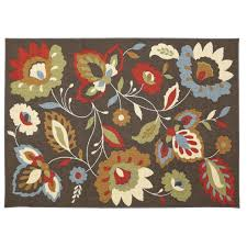 encanto chocolate accent rug by mohawk