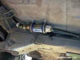 jeep horizons grand cherokee zj in tank fuel pump bypass 94 jeep wrangler fuel filter location 94 Jeep Wrangler Fuel Filter #27