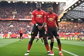 Report and highlights as manchester united keep up with felipe anderson scored his first premier league goal in 14 games, becoming the first west ham player to score home and away against man utd in the. Man United 2 West Ham 1 Live Updates Pogba At The Double To Secure Win All The Latest From Premier League Clash