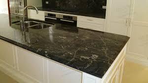 cosmic black granite countertops color
