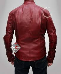 smallville leather jacket superman motorcycle leather jacket
