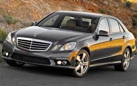 2010 Mercedes-Benz E-Class - Information and photos - ZombieDrive