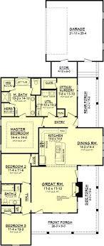 house plan 13 elegant narrow lot house plans with side garage floor plans