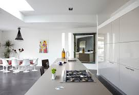 Of Kitchen Interior Form And Function In A Galley Kitchen