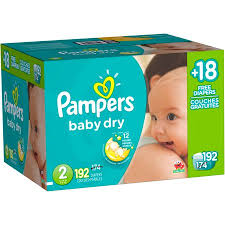 Walmart Pampers Diapers Size 2 New Balance Kohls